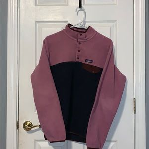 Women's Large Patagonia Snap-T Fleece Pullover
